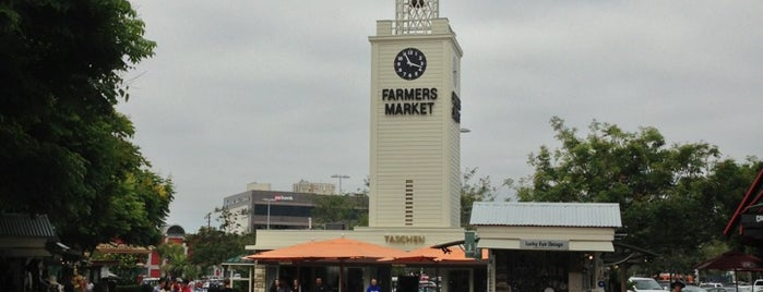 The Original Farmers Market is one of 100 Cheap Date Ideas in LA.