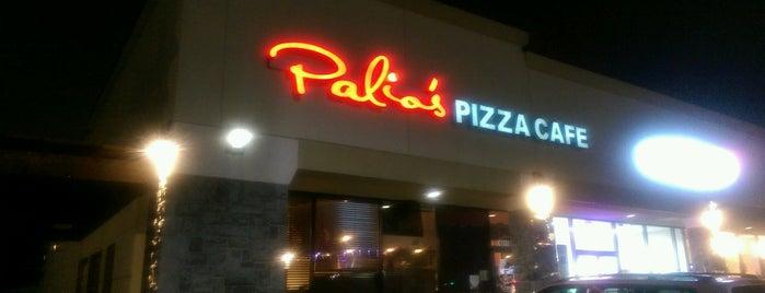 Palio's Pizza Cafe is one of Tempat yang Disukai Brett.