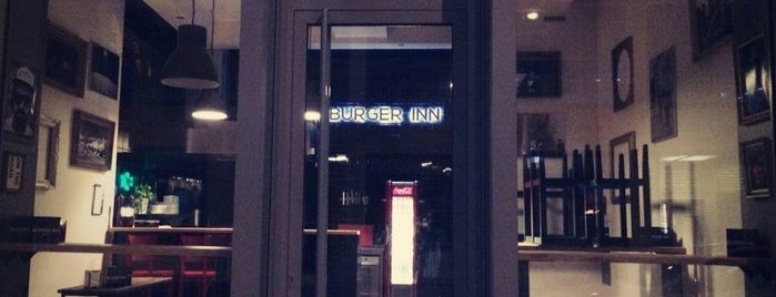 Burger Inn is one of Брно.