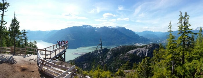 Sea to Sky Gondola is one of Beautiful British Columbia we've been in...