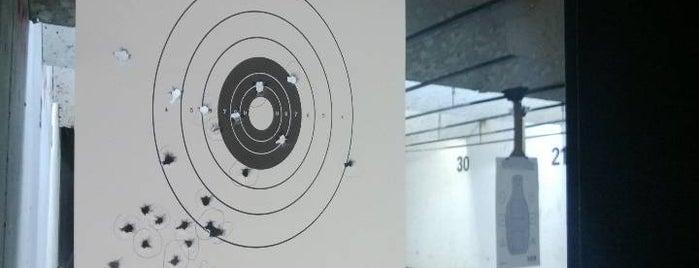 Wade's Shooting Range is one of Patty : понравившиеся места.