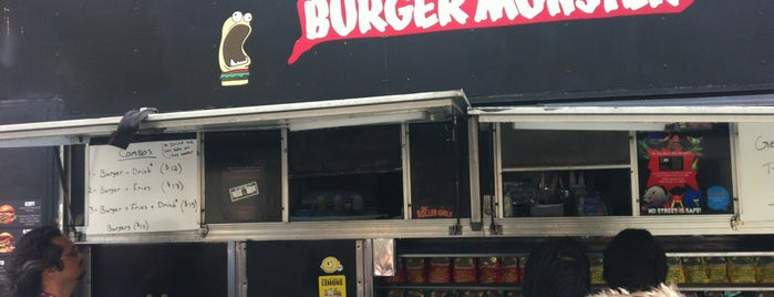 Burger Monster is one of Los Angeles.