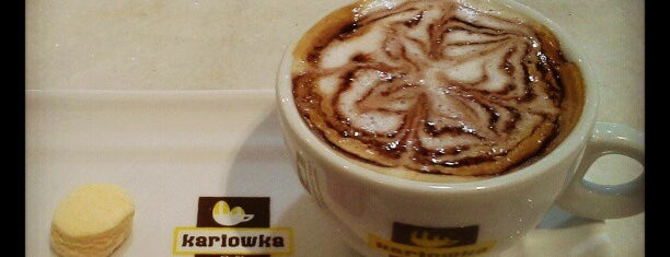 Kariowka Café is one of Leonardo: сохраненные места.