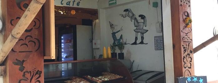 Los Calzones de Tepoz is one of Tempat yang Disukai Mildred.