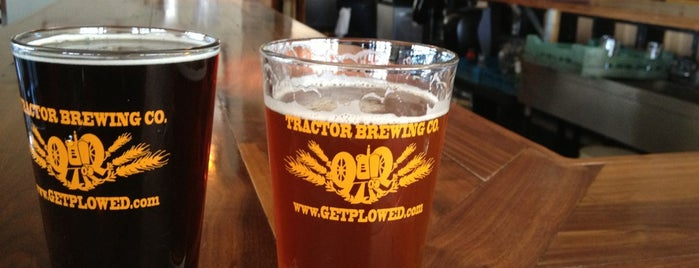 Tractor Brewery Pub is one of Albuquerque.