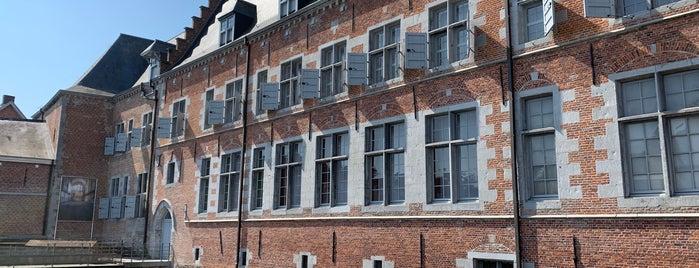 Hopital Notre Dame à la Rose is one of Anthony'un Beğendiği Mekanlar.