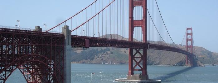 Golden Gate Bridge is one of Trips / San Francisco, CA, USA.