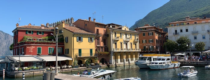 Porto di Malcesine is one of Trips / Tuscany and Lake Garda.