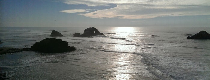 Lands End Lookout is one of Trips / San Francisco, CA, USA.