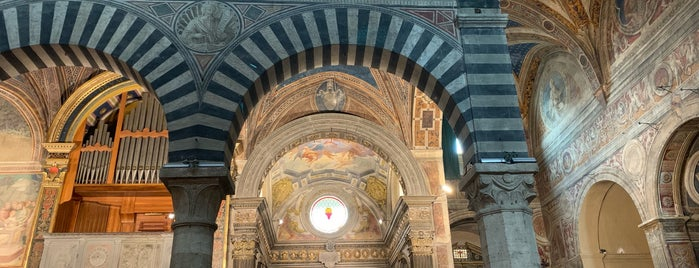 Basilica di Santa Maria Assunta is one of Trips / Tuscany and Lake Garda.