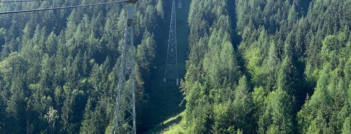 Karwendel Bergbahn is one of Trips / Achensee.