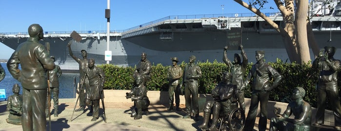 National Salute to Bob Hope & the Military by Eugene Daub & Steven Whyte is one of Trips / San Diego.