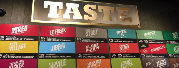 Green Flash Brewing Company is one of Trips / San Diego.
