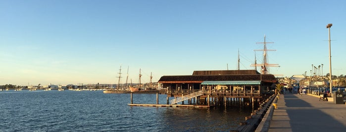 The Embarcadero is one of Trips / San Diego.