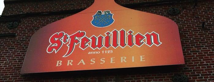 Brasserie Saint-Feuillien is one of Beer / Belgian Breweries (2/2).
