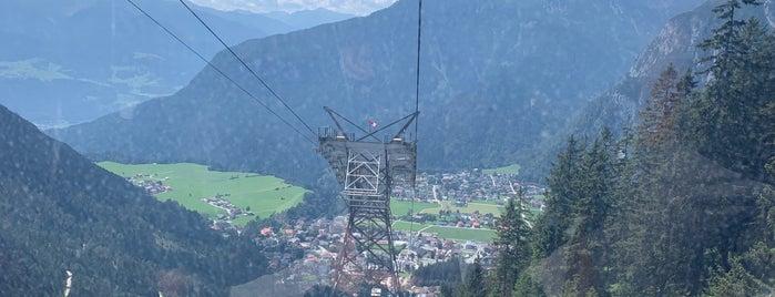 Rofan-Seilbahn is one of Trips / Achensee.