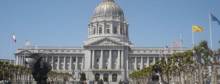 Ayuntamiento de San Francisco is one of Trips / San Francisco, CA, USA.