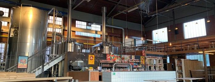Brouwerijcafé De Seefhoek is one of Antwerp.