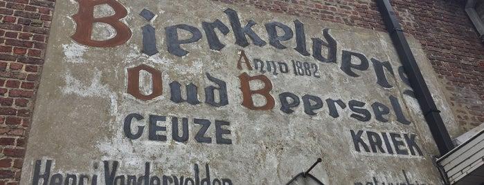 Brouwerij Oud Beersel is one of Beer / RateBeer Best in Belgium.