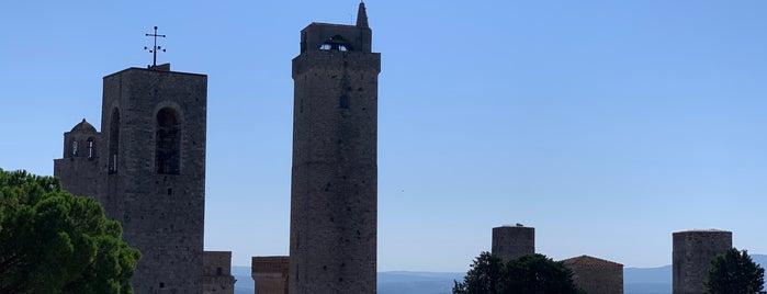 Rocca di Montestaffoli is one of สถานที่ที่บันทึกไว้ของ Tuğba.
