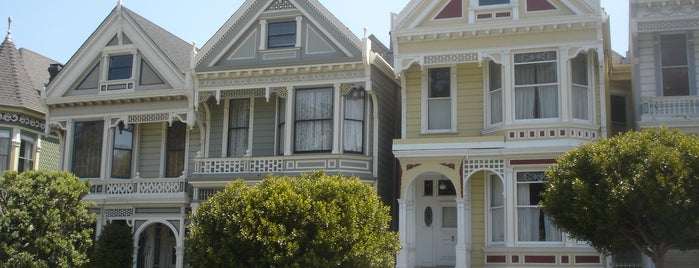 Painted Ladies is one of Trips / San Francisco, CA, USA.