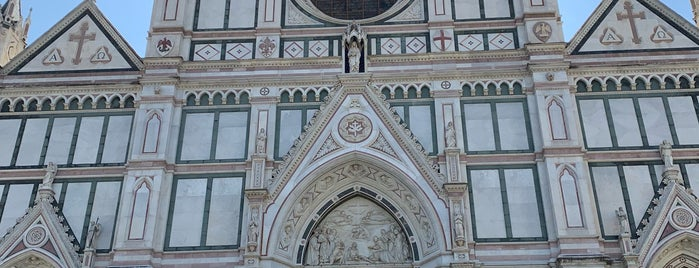 Basilica di Santa Croce is one of Trips / Tuscany and Lake Garda.