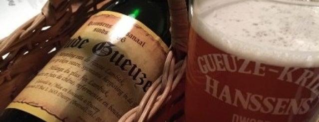 De Heeren van Liedekercke is one of Beer / RateBeer Best in Belgium.