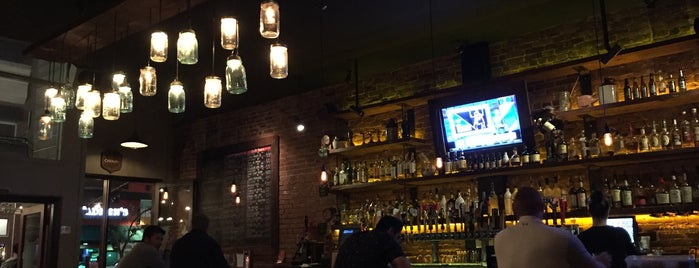 The Hopping Pig Gastropub is one of Trips / San Diego.