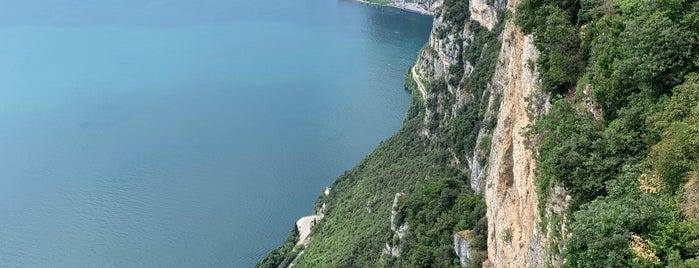 Terrazza del Brivido is one of Trips / Lago di Garda.