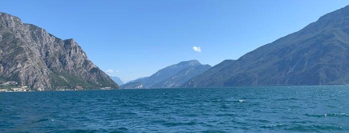 Lake Garda is one of Trips / Lago di Garda.