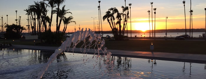 Waterfront Park is one of Trips / San Diego.