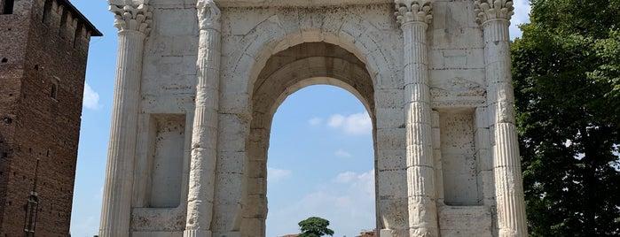 Arco dei Gavi is one of Trips / Lago di Garda.