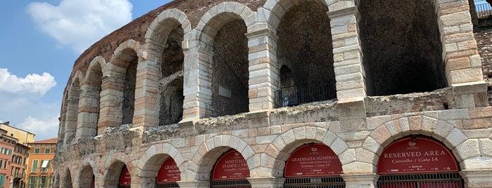 Verona Arena is one of Trips / Lago di Garda.