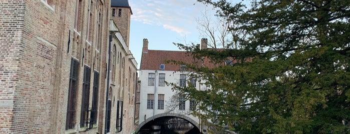 Bonifacius Bridge is one of Belgium.