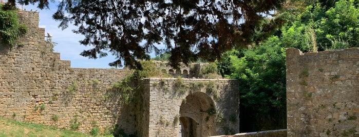 Porta di Docciola is one of Lugares favoritos de Ico.