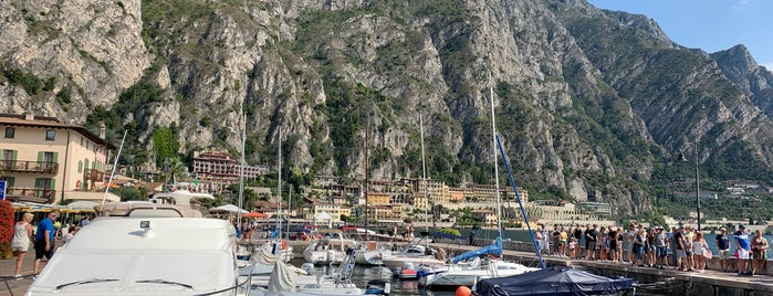 Porto di Limone is one of Trips / Lago di Garda.