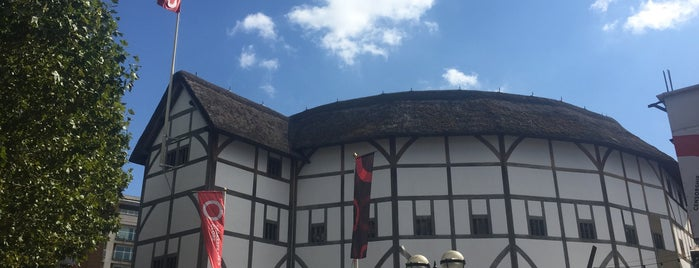 Shakespeare's Globe Theatre is one of Trips / London.
