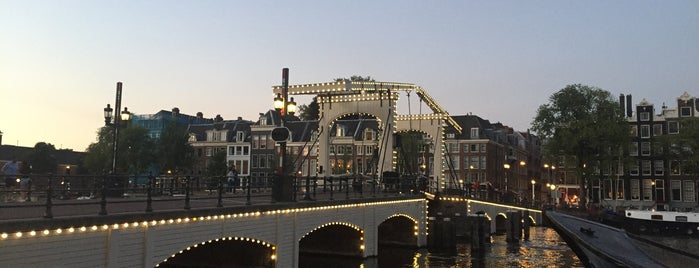 Magere Brug (Brug 242) is one of Trips / Amsterdam.