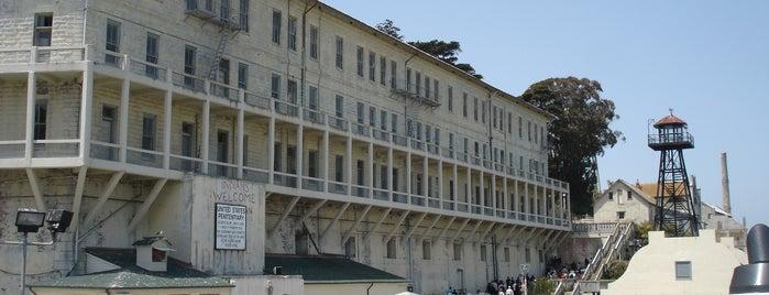 Isla de Alcatraz is one of Trips / San Francisco, CA, USA.