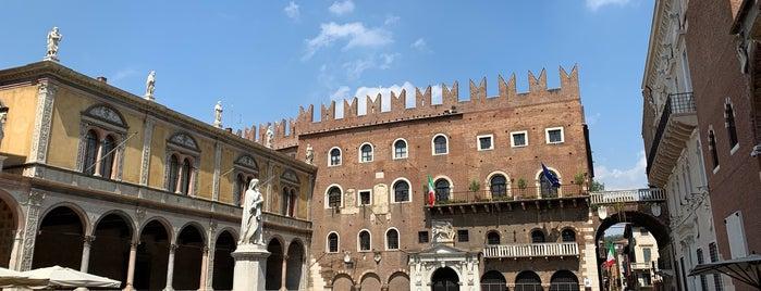 Piazza dei Signori is one of Trips / Lago di Garda.