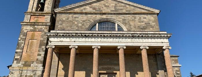 Cattedrale di San Salvatore is one of Tempat yang Disukai Willian.