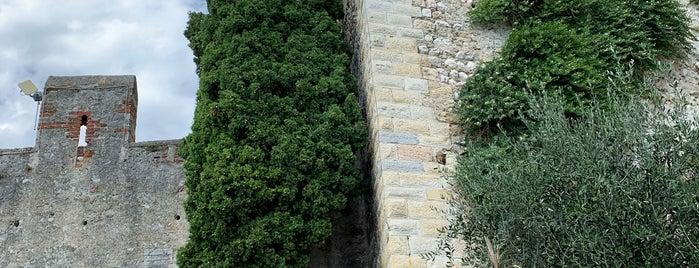 Castello Scaligero is one of Trips / Lago di Garda.