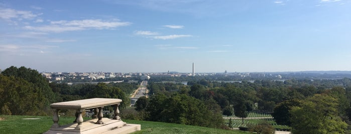 Arlington House is one of Trips / Washington, DC.