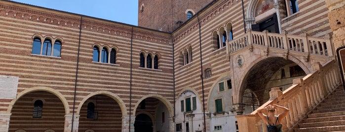 Palazzo della Ragione is one of Trips / Lago di Garda.