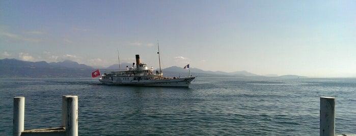 Ouchy is one of Follow the Orient Express — Şark Ekspresi.