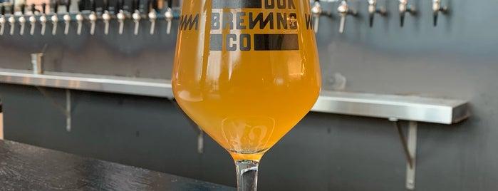 DOK Brewing Company is one of Beer / RateBeer Best in Belgium.