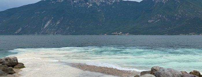 Spiaggia di Limone is one of Trips / Lago di Garda.