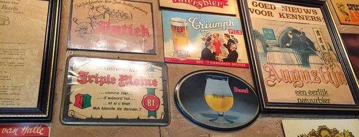 't Brugs Beertje is one of Beer / RateBeer Best in Belgium.