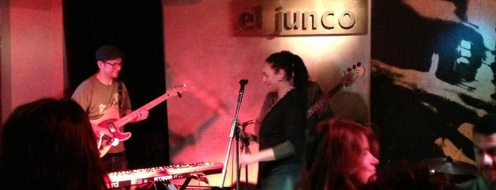 El Junco is one of Madrid Gourmand.