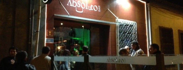 Bar Absoluto is one of Gespeicherte Orte von Triinu.